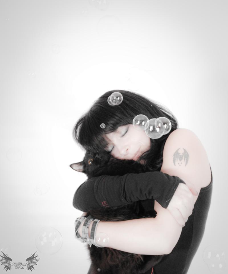 Jan 09, 2009 Hybrid Foto & Design, Ami Helge Emily the Strange inspired feat. kitty Molly