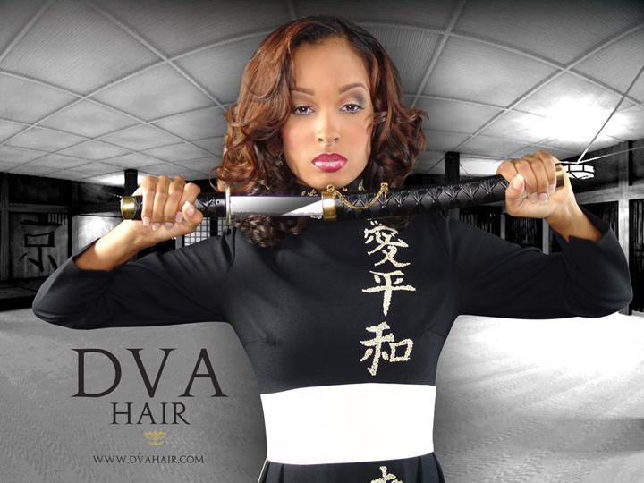 Asia Jan 11, 2009 Kevin Goolsby/DVA Hair  Samaurai Diva