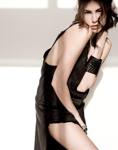 Jan 11, 2009 Kristina@NEXT/Hair:Holy Jones/Mua: Christine Hom/Wardrobe styling: Cat Wennekamp