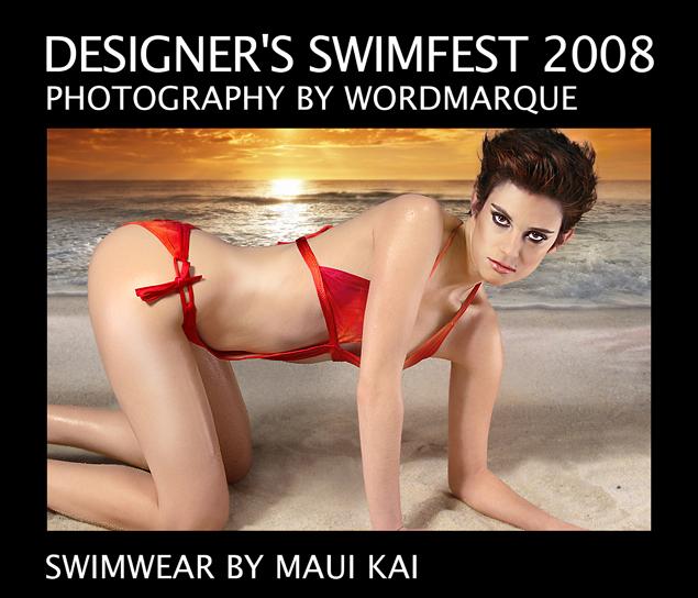 Jan 12, 2009 Wordmarque DESIGNERS SWIMFEST 2008