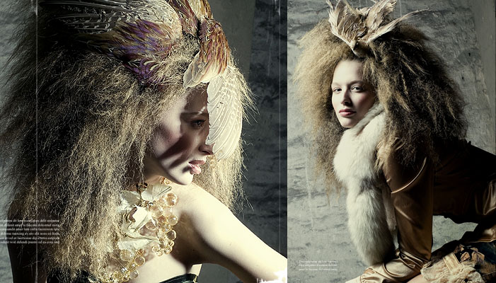 Germany, Hanover Jan 13, 2009 Daniel Gieseke Photography Fashion - Advertising