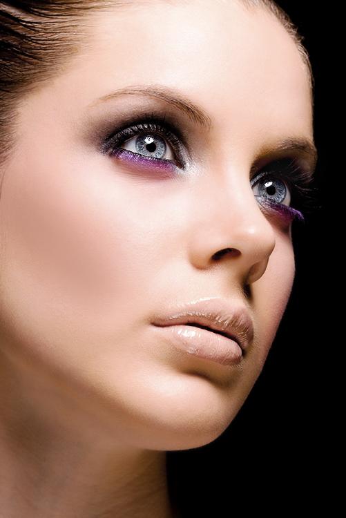Female model photo shoot of Melanie Jones Beauty and -Sarah Jean- by Mickle Design Werks