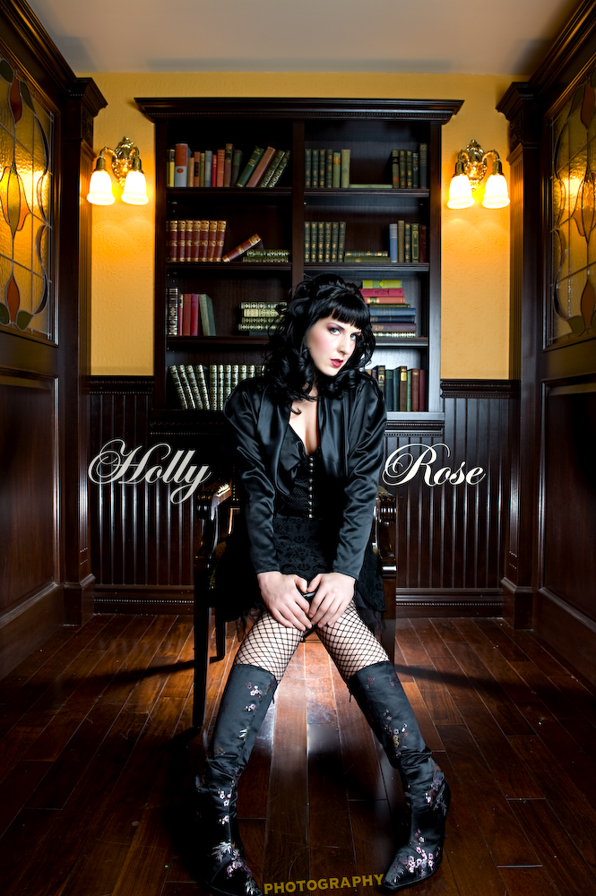 Female model photo shoot of Holly Rose Photography in Vancouver Island, Canada