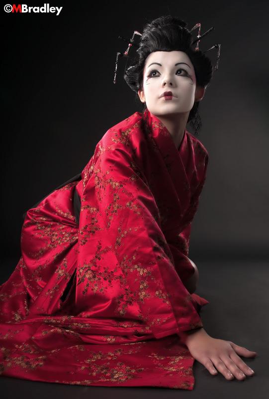 Spring, TX Jan 13, 2009 M.Bradley/A. Chuca Geisha/Samurai Morph