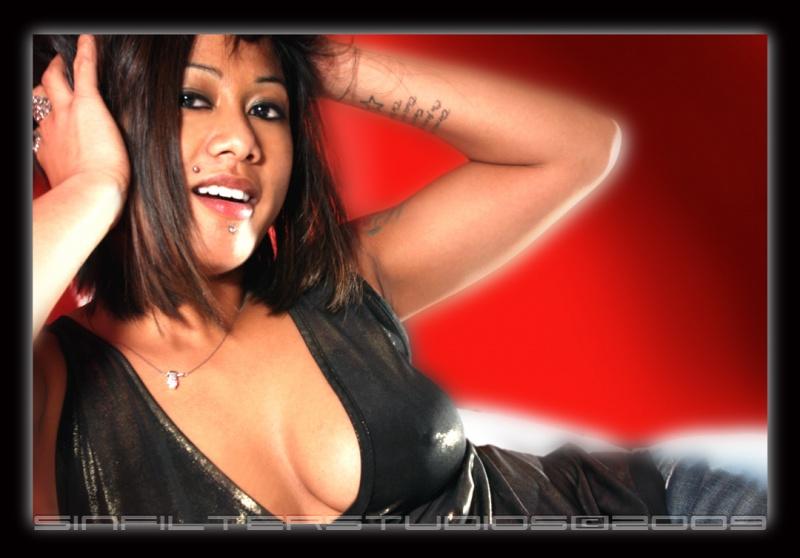 Female model photo shoot of Valentina La Paz by Sinfilter Studios