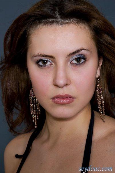 Female model photo shoot of Kateryna Potemkina