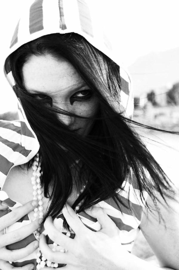 Female model photo shoot of Genarai in colorado