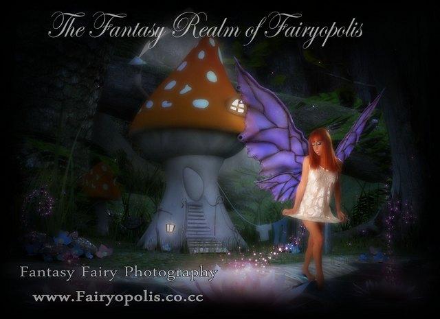 in the Little studio Jan 16, 2009 2009 Dan Spencer   Fairyopolis Fairyopolis