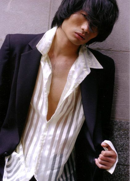 Male model photo shoot of Jason Pham