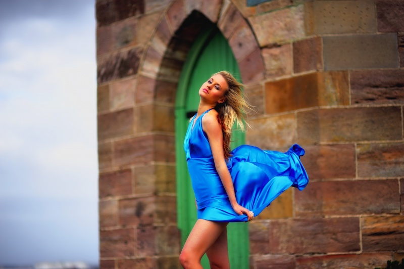 Male and Female model photo shoot of Ed Hobbs and AllyH in La Perouse