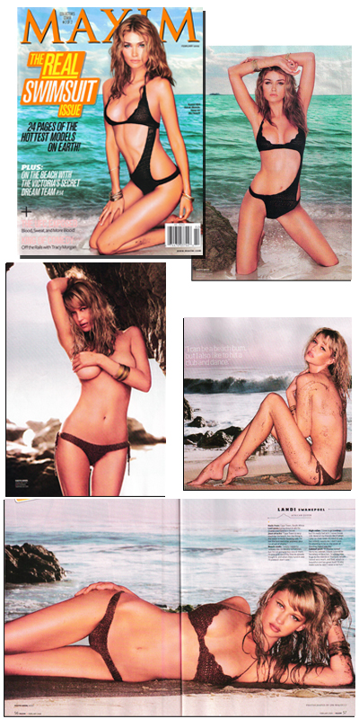 Jan 18, 2009 Maxim Maxim Magazine Swimsuit Edition 09