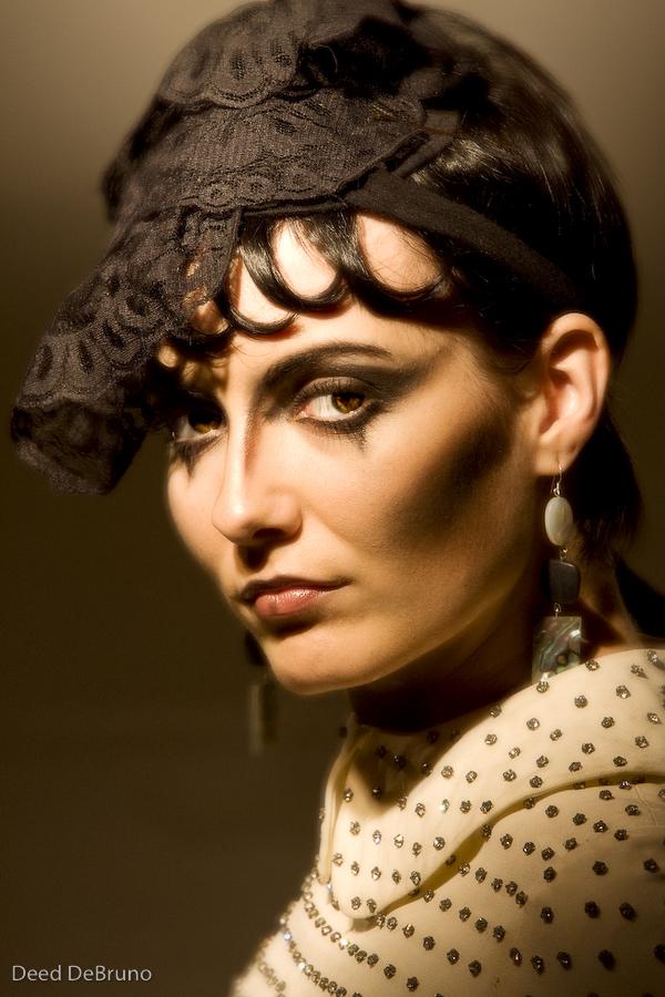 Desert Ice Studios Jan 18, 2009 Hair and Makeup: Stevee Woodard