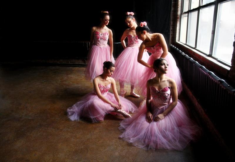 Jan 18, 2009 dance @ 3rd ward, natural light