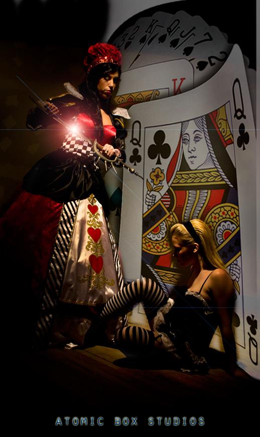 Studio Jan 20, 2009 Atomic Box Studios Off with your head! / Dark Alice series