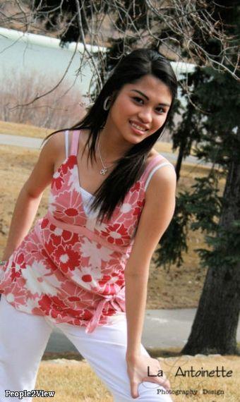 Female model photo shoot of Kathryn J Estavillo in Saskatoon, Saskatchewan River