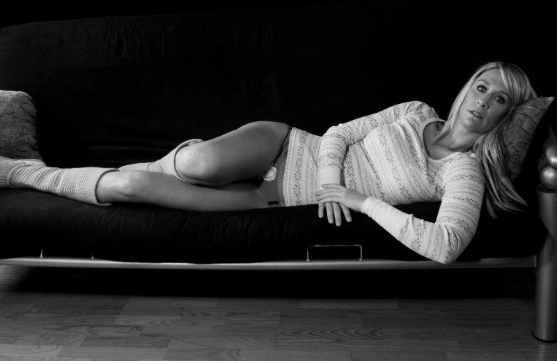 Female model photo shoot of April Lynn Waters by dr alex yu in Atlanta, GA