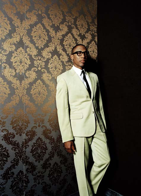 Los Angeles, CA Jan 21, 2009 Jennifer Tamez Photography 2008 (all rights) Raphael Saadiq
