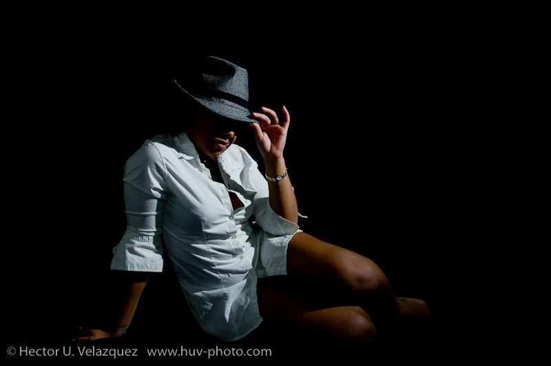 Male and Female model photo shoot of Hector Velazquez and Ms Erykah Chanel in Boston, MA