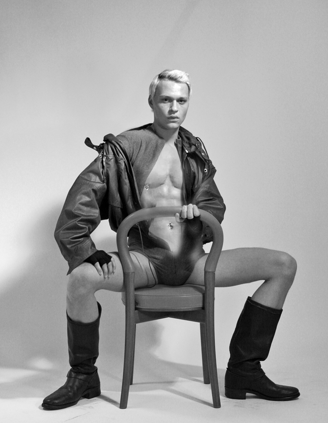 Male model photo shoot of ck carpenter--men and matthew dufford