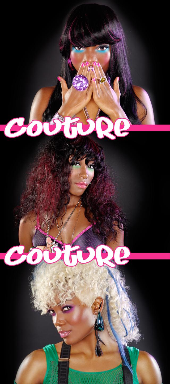 Atlanta, GA Jan 22, 2009 Singing Group Couture. Dolls Shoot