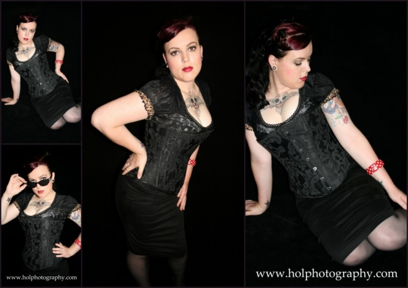 Female model photo shoot of Rockabilly Kitten by HOL Photography in Newtown