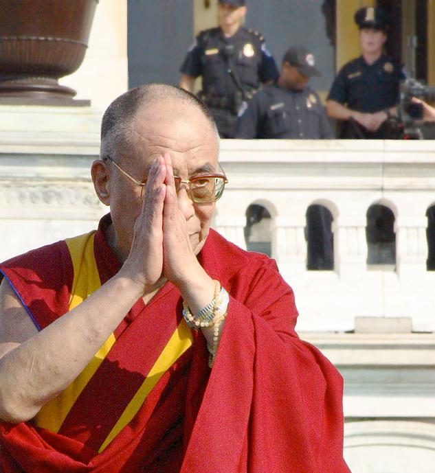 Washington, DC Jan 22, 2009 Client: Tibetan Museum Society The 14th Dalai Lama