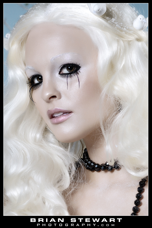 Jan 23, 2009 Brian Stewart Photography Model Ashley V. MUA/Hair by Tara Ward