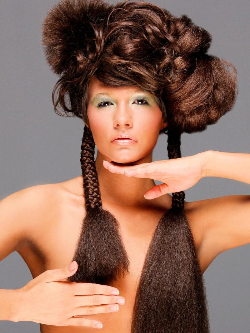Jan 23, 2009 High Fashion Makeup by Ally Zwonok