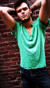 Male model photo shoot of KJ FAIRCOURT