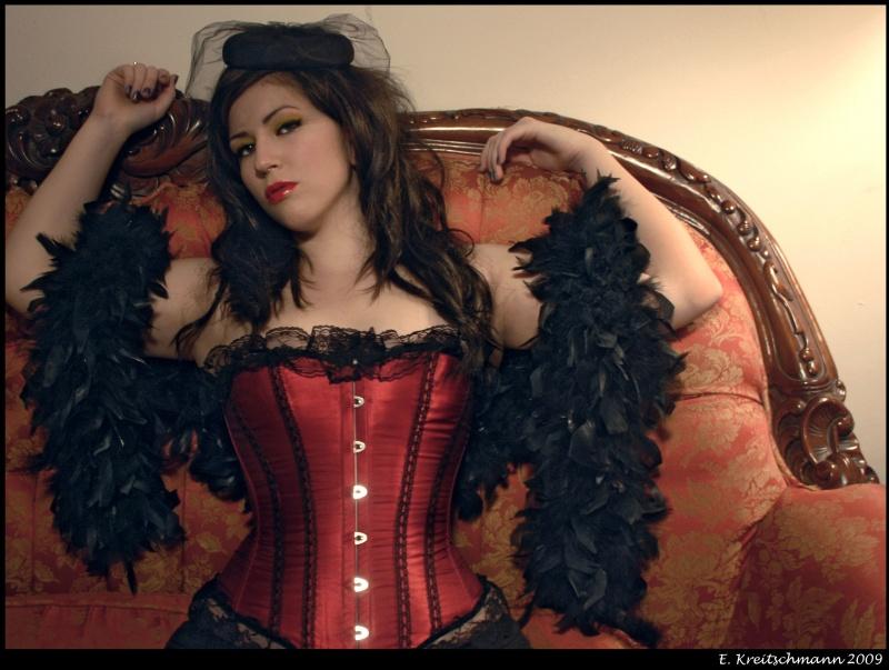 Jan 23, 2009 Liz Kreitschmann Miss Scarlett Clue Series