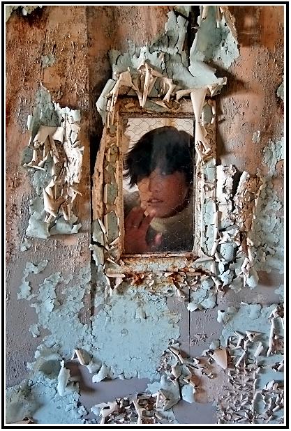 Abandoned Asylum - MD Jan 24, 2009 Scott Rudolph - Eximo Edifice Photography Model - Amanda Scott