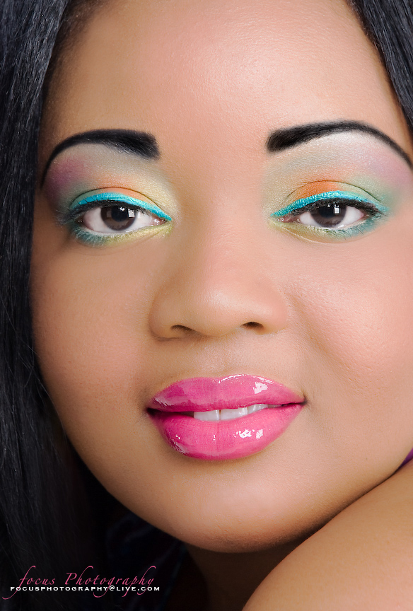 Female model photo shoot of FABULOUS FACES MAKE-UP by Focus Photography Inc