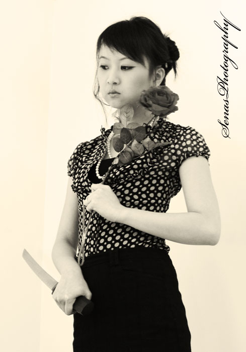 Jan 26, 2009 SenasPhotography Tomoe Gozen