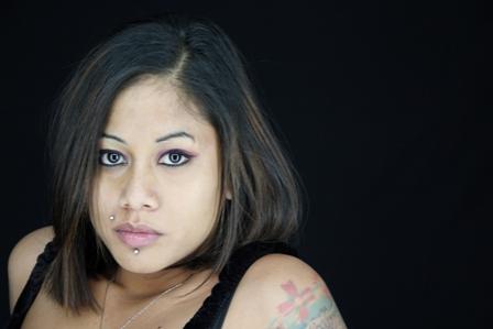 Female model photo shoot of Valentina La Paz