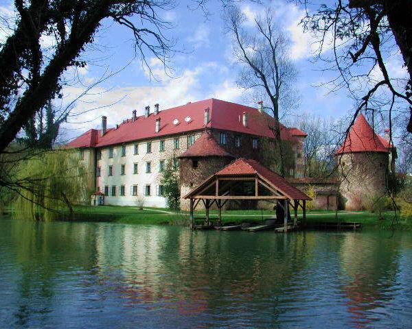 Novo Mesto, Slovenia Jan 26, 2009 MPT Photographics Copyright 2001 Otocec Castle