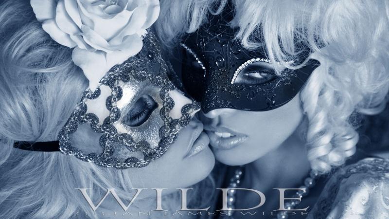 Wilde Studio Jan 26, 2009 Julian Wilde @2008,  WildeStyle Carnivale Revelers  (for A Night in Venice)tm