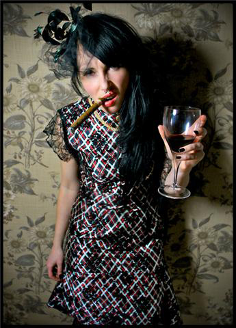 Yonge Street  Jan 27, 2009 Sean Ryan Rogue Dress