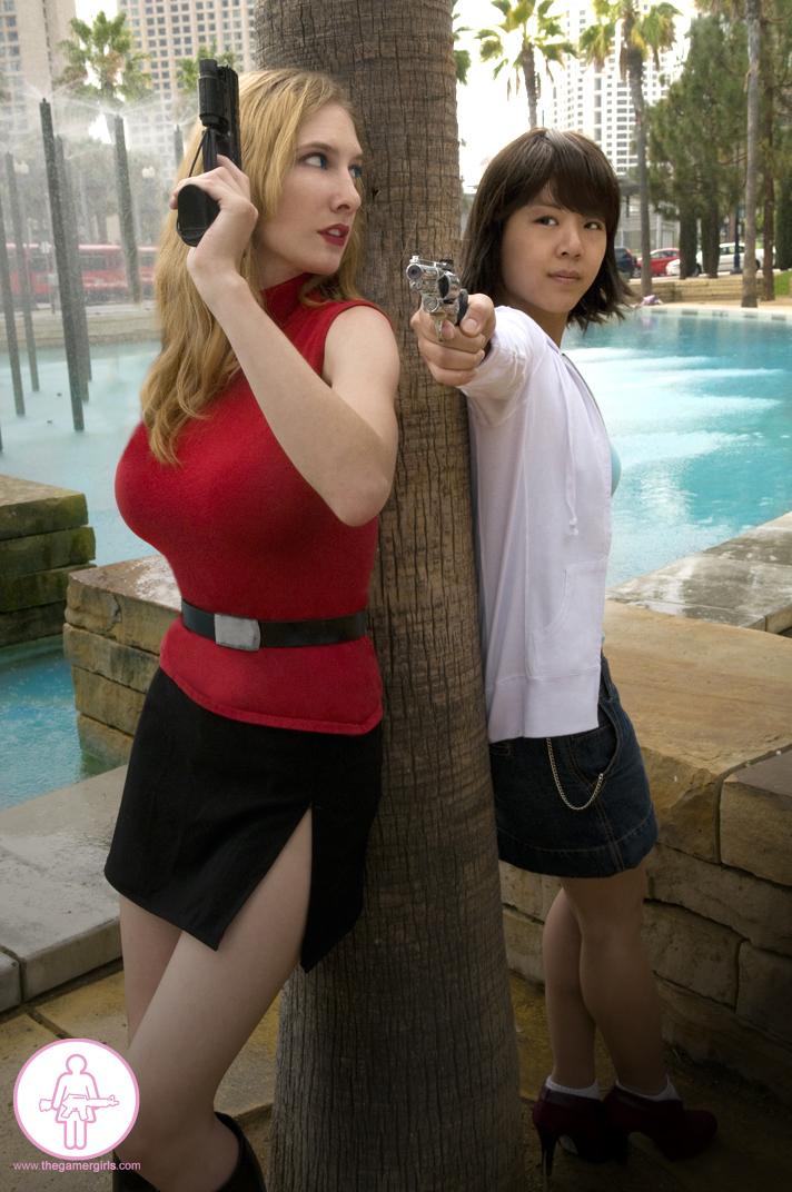 San Diego, CA Jan 27, 2009 thegamergirls.com Mireille Bouquet - Noir