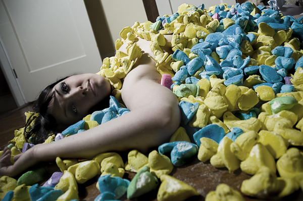 Jan 27, 2009 2009 tracey p Attack of the peeps