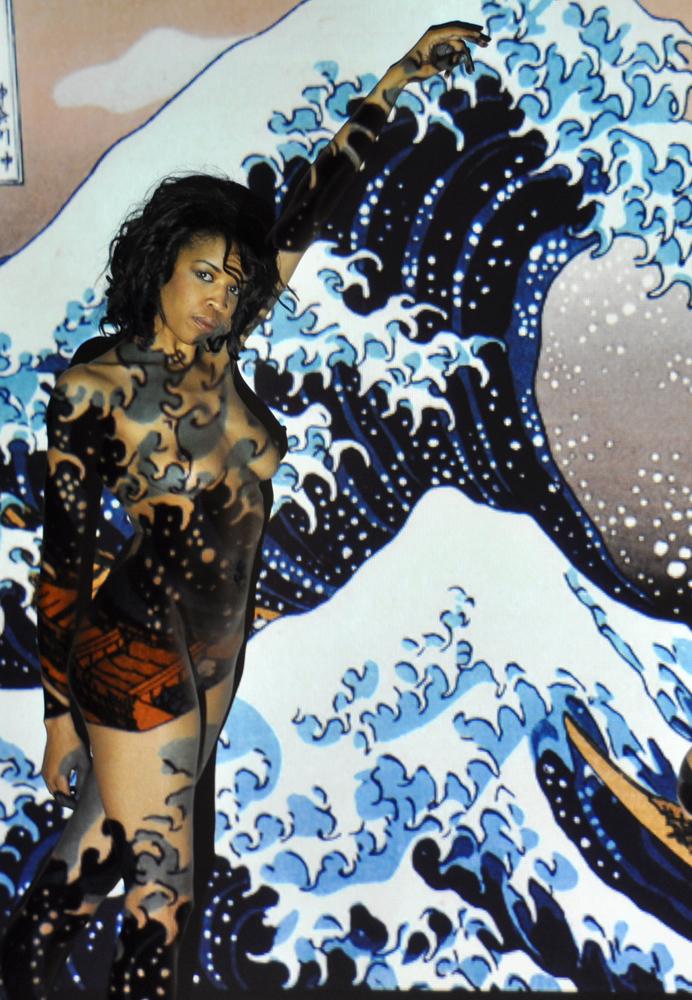 Sly Horse studios Jan 27, 2009 2008 Jdyez Photography Lets do the wave!
