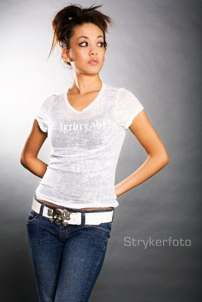 Male and Female model photo shoot of Strykerfoto and Kristina Labbe in Minneapolis MN