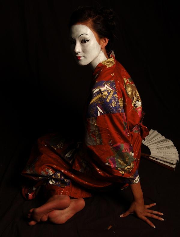 Jan 29, 2009 Ingrid taken by L. Chandler Geisha