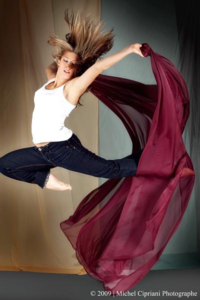 Montreal Jan 29, 2009 Mchiel Cipriani Dancer