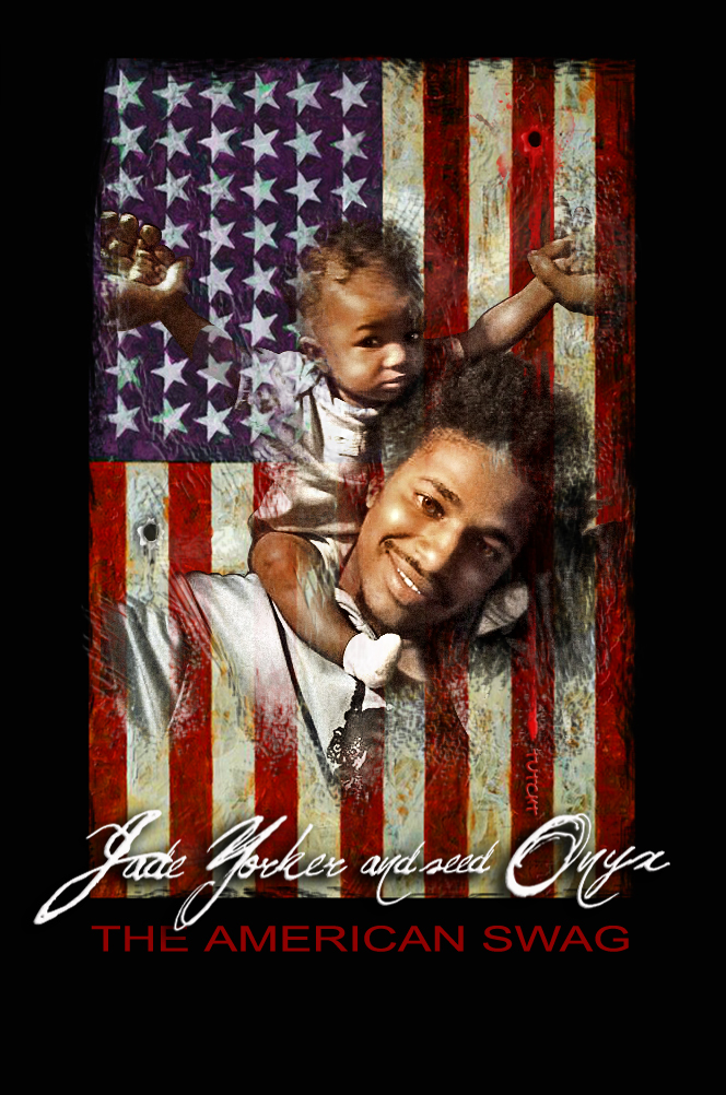 Jan 29, 2009 AMERICAN SWAG SERIES - Actor Jade Yorker (Gridiron Gang) & Son