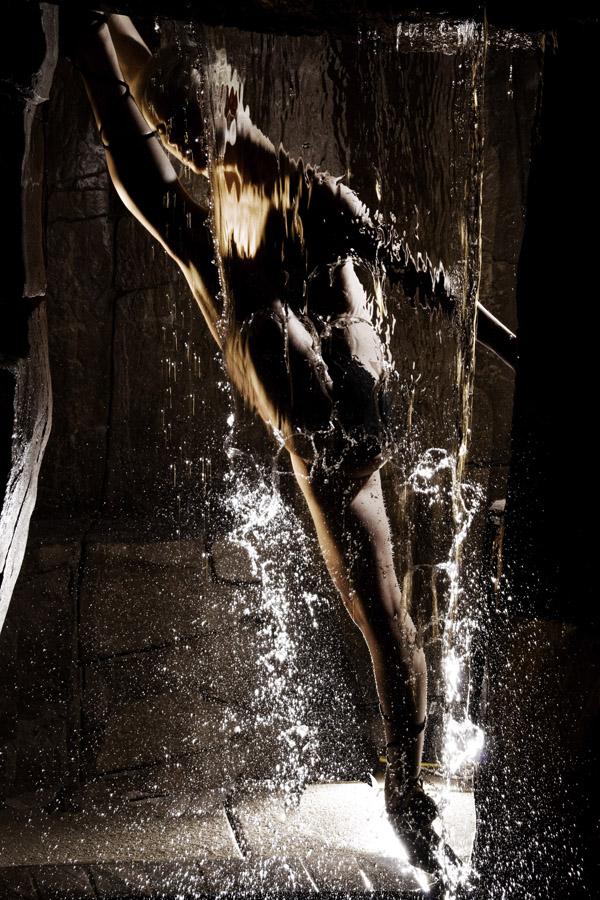 Female model photo shoot of Delphine Perroud by Alex Salahi Photography in Las Vegas