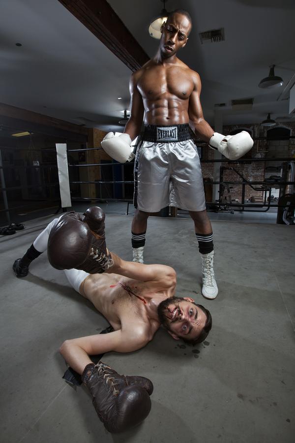 Hollywood, CA Jan 30, 2009 Nick Thune Knockout