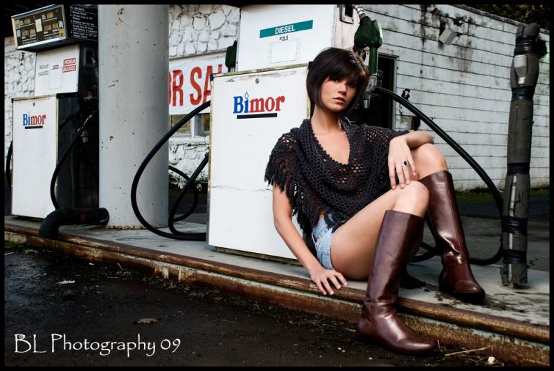 Eugene, OR Jan 30, 2009 BL Photography Jolene