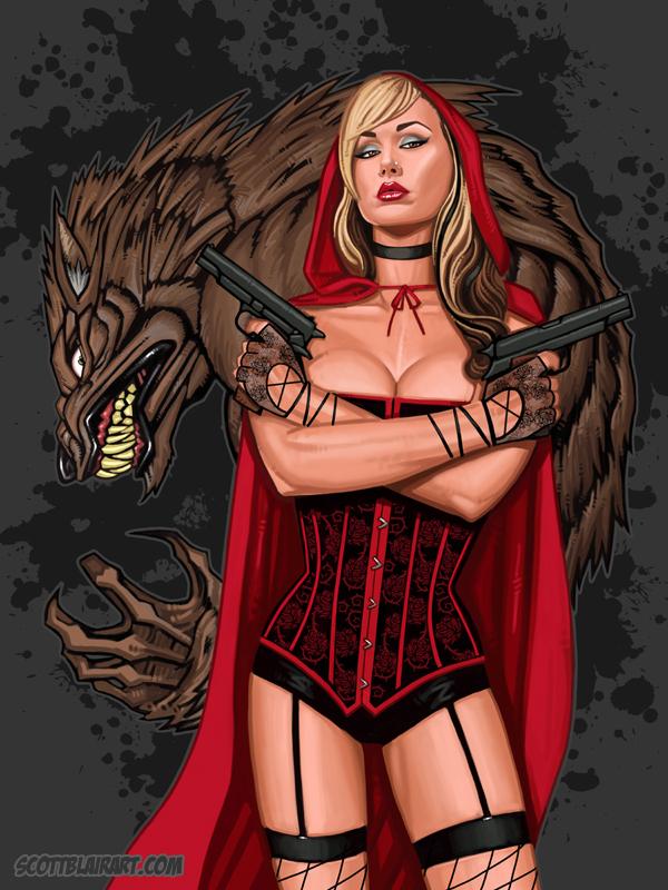 Jan 31, 2009 Red Riding Hood