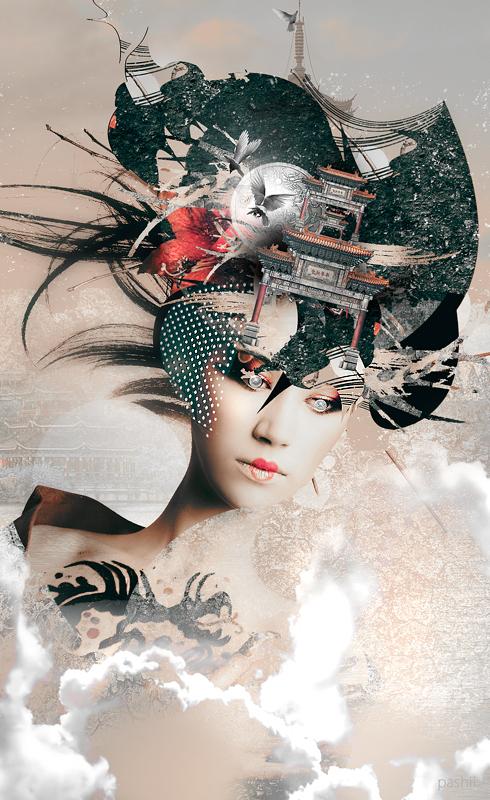 My mind. Imagine Jan 31, 2009 My Brain & Stock Photography Eastern Dream