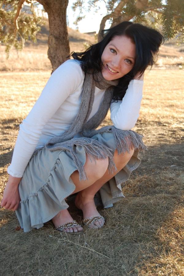 Female model photo shoot of Genarai